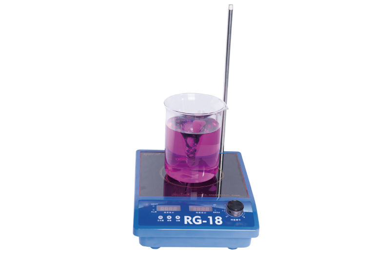 RG-18 Hot Plates with magnetic stirrers