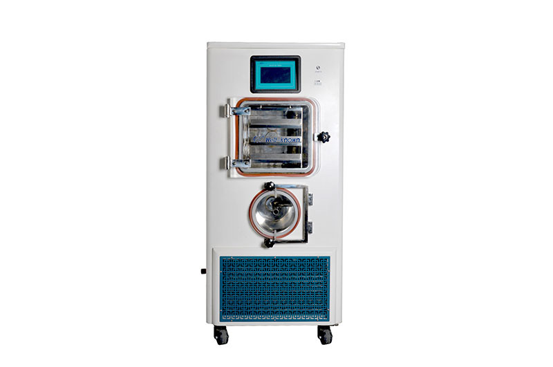 Pilot Freeze Dryer WK-20F 0.21m² 4kg/batch -70℃