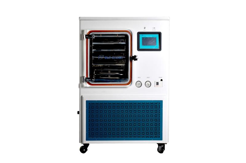 Pilot Freeze Dryer WK-50F 0.54m² 10kg/batch -80℃