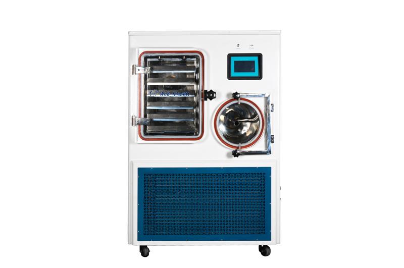 Pilot Freeze Dryer WK-100F 1.08m² 15kg/batch -80℃