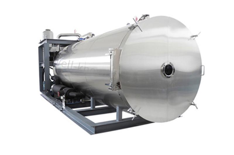 5m2 50kg Large Vacuum Freeze Dryer