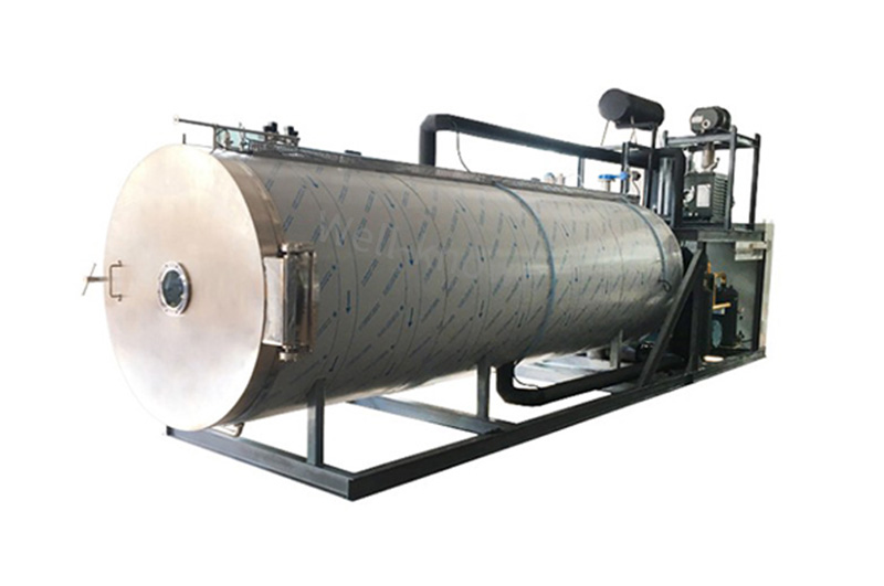 20m2 200kg Large Industrial Freeze Dryer Machine