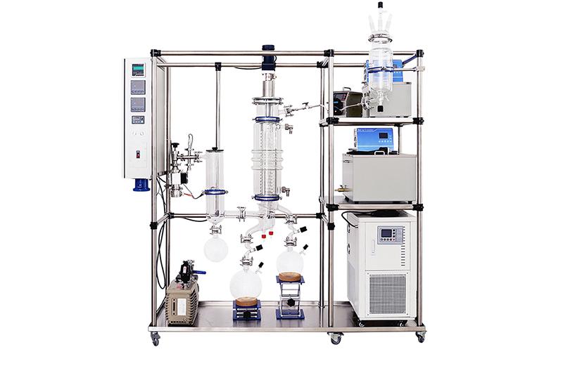 MD-60 lab short path molecular distillation