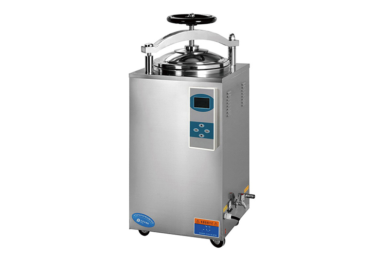 35L 1.24Cu.Ft. Medical vertical steam autoclave sterilizer