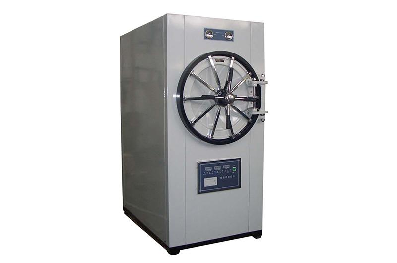 280L 9.88Cu.Ft. Horizontal Cylindrical Autoclave Pressure Steam Sterilizer