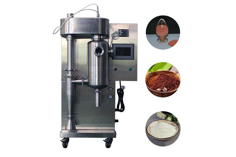 2L Stainless Steel Spray Dryer For Liquid