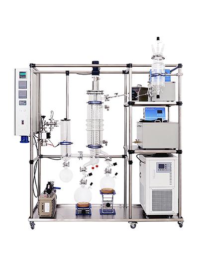 Molecular Distillation Units