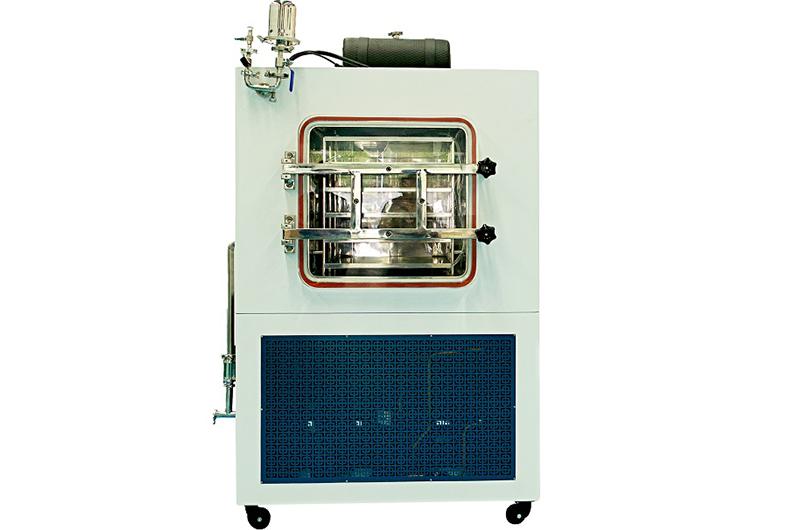 Pilot Freeze Dryer WK-200F 2.25m² 30kg/batch -80℃